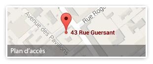 Dr Laurent Palazzo 43, rue Guersant 75017 PARIS